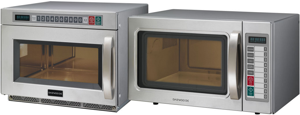 Commercial Microwave Ovens from